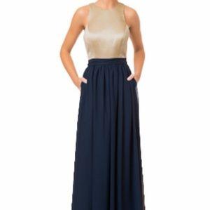 BARI JAY BRIDESMAID DRESS SIZE 12